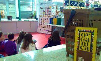 Catarroja promou l'ús del cinqué contenidor