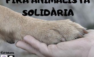Alzira celebra la Fira Animalista Solidària