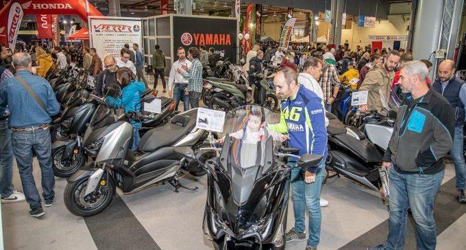 Los Salones de la Moto y la Bici baten récord de visitantes