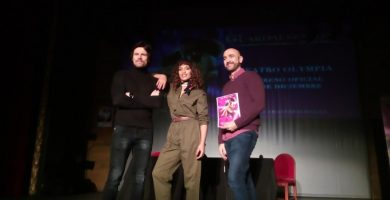 «El guardaespaldas» estrenará su gira nacional en el Teatro Olympia