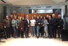 Masamagrell homenatja els premis de l'esportista local Irene Badía