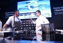 Una ponència de Ricard Camarena i el pas de milers de visitants i professionals marquen la primera jornada de Gastrònoma