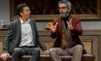 Josep Manel Casany aquest dissabte a Almussafes amb l'obra teatral 'L'Electe'