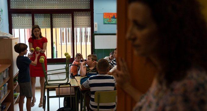 El Col·legi Municipal Fernando de los Ríos compleix 40 anys