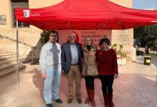 Paterna inicia una campanya de sensibilització pel Dia Mundial de la Lluita contra la SIDA