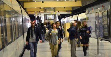 Metrovalencia ofereix servei 24 hores durant les Falles 2020