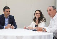 Compromís acuerda el SI para Sánchez con un compromiso de la reforma de la financiación