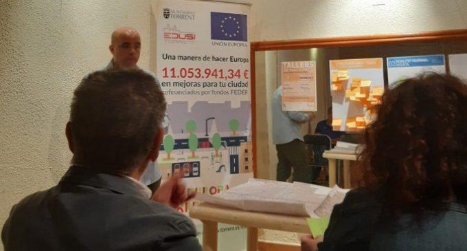 La ciudadanía de Torrent participa en el Plan de Movilidad Urbana Sostenible