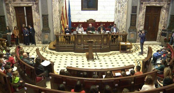 """Ribó defiende una """"sanidad pública de calidad y para toda la ciudadanía"""""""