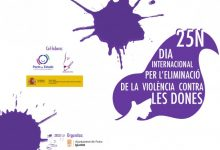 Foios prepara una setmana pel dia internacional per l'eliminació de la violència masclista