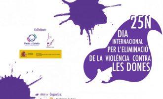 Foios prepara una semana por el día internacional por la eliminación de la violencia machista
