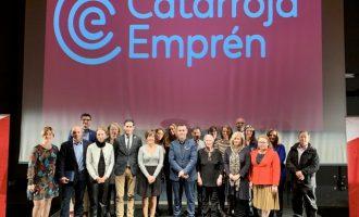 Els Premis Catarroja Emprén ressalten el valor del comerç local