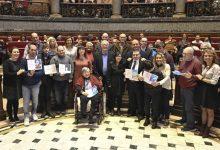 L'Ajuntament atorga els Premis Implica't