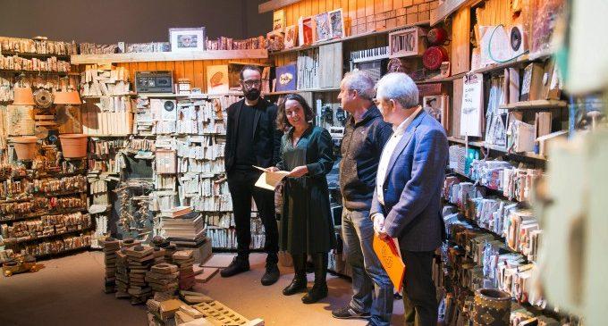 """L'IVC i Teatre Escalante presenten la """"Biblioteca de sons i sorolls"""""""
