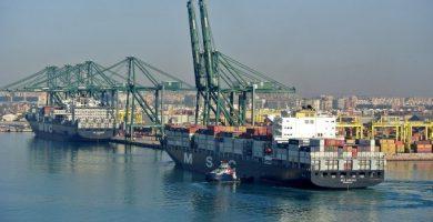 El Tribunal de Cuentas cuestiona al Puerto por la ampliación norte