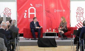 """Puig apunta a """"competitivitat, sostenibilitat i inclusió"""" en l'Estratègia d'Intel·ligència Artificial"""