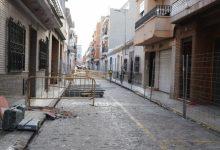 Torrent inicia la millora dels carrers San Pedro Alcántara i Garbí
