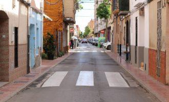 Albal destinará más de 250.000 euros en la modernización de la calle Sant Antoni
