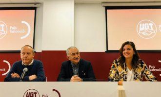 El 43 Congrés Confederal d'UGT se celebrarà a València al novembre de 2020