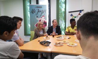 Xirivella tanca el programa Jove Oportunitat amb un 80% de reinsercions educatives