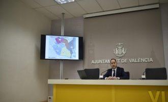 """La Policia Local de València es redistribueix per a """"guanyar en gestió i agilitat"""""""