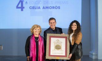 Xàtiva, premiada en la IV edició dels Celia Amorós