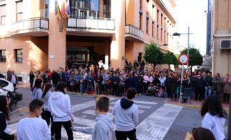 Albal tanca els actes del 25N amb la lectura del manifest