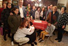 Albal homenajea a la centenaria Consuelo Domingo