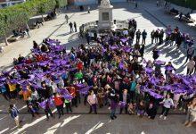 Alfafar recorda a les víctimes de la violència masclista