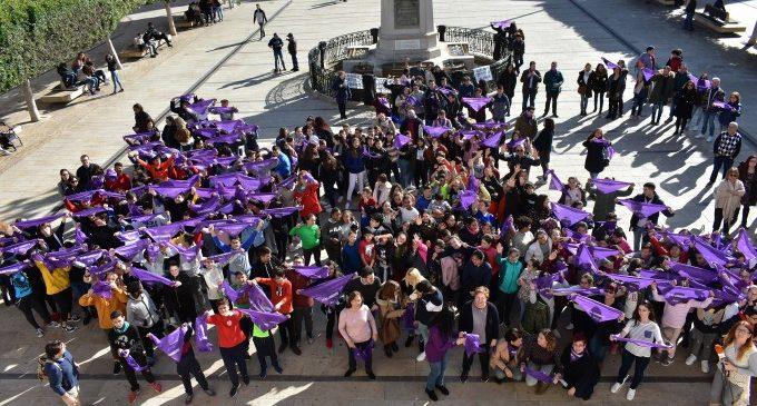 Alfafar recuerda a las víctimas de la violencia machista