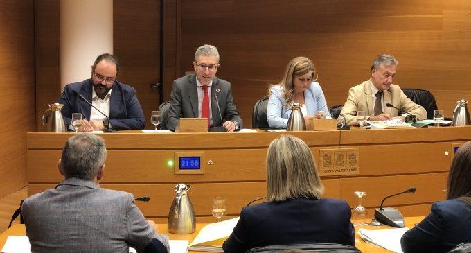 El conseller Arcadi España destaca la inversió de 149 milions d'euros en infraestructures públiques per a 2020