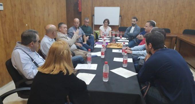 Almàssera es reuneix amb empresaris del polígon per a pròximes actuacions