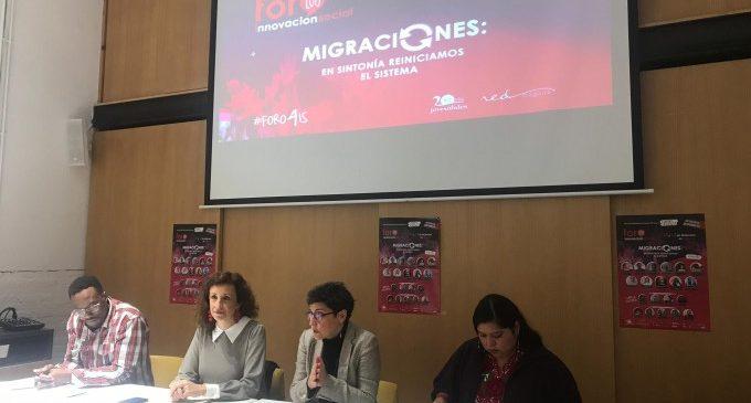 Las personas migrantes toman la palabra en el IV Foro Internacional de Innovación Social