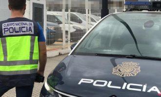 Detingut per amenaçar amb un ganivet per una discussió de trànsit