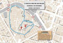 Fiestas y deporte se unen este domingo en la X Volta a Peu de les Falles