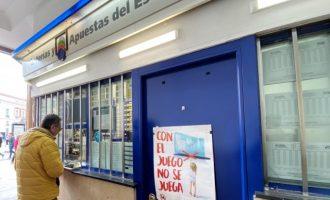 El segundo premio de la Lotería Nacional deja 120.000 euros en Alzira