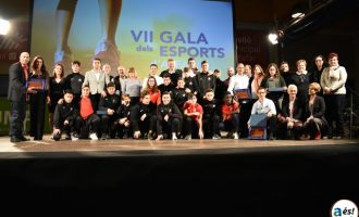 Alfafar celebra la Gala de l'Esport 2019