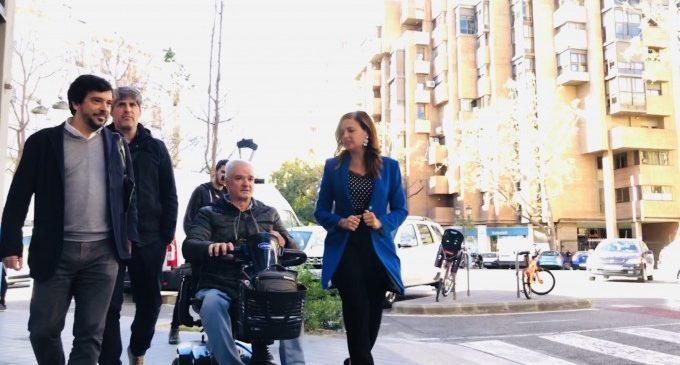 La primera 'superilla' de València s'habilitarà al districte d'Extramurs