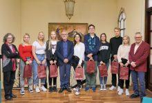 Alboraya recibe al alumnado de intercambio de Finlandia en el IES La Patacona