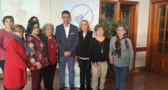 Almussafes participa en les XV Jornades de Fibromiàlgia de la Ribera