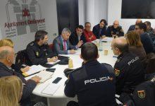 La supressió en 2024 de la Policia Nacional a Ontinyent no és definitiva