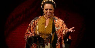 """Gloria Muñoz: """"En Mestiza, he puesto mucho de mí"""""""