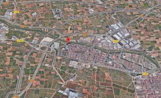 Una mujer de 63 años resulta herida tras sufrir un atropello en Picanya