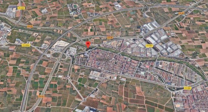 Una dona de 63 anys resulta ferida després de patir un atropellament a Picanya