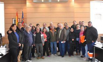 Alfafar entrega los huertos urbanos municipales a los vecinos adjudicatarios