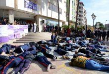 Paiporta denuncia el negacionisme de les violències masclistes el 25N