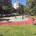 Arrancan las obras de mejora de los parques infantiles de Beniferri