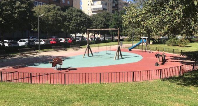 Arranquen les obres de millora dels parcs infantils de Beniferri