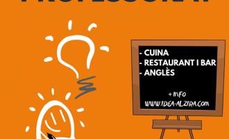 Alzira selecciona a los docentes de los cursos FPE 2019