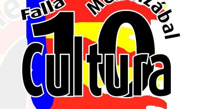"""La Falla Mendizábal de Burjassot inicia el seu projecte """"Cultura 10"""""""